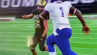 'Friday Night Tykes' Star Doug Brooks Is A Full-Fledged Bulldozer Now Who Just Humiliated Fools In Texas State Title Game
