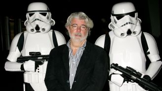 George Lucas, Defiant 'Til The End, Is STILL Defending The 'Star Wars' Prequel Trilogy Dialogue