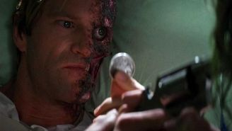 """Aaron Eckhart Reflects On 'The Dark Knight', Marvels How It's Still A """"Reflection Of Our Times"""""""
