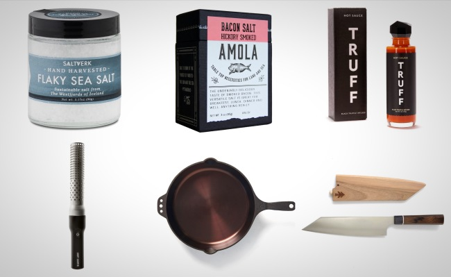 holiday gift ideas for home chefs