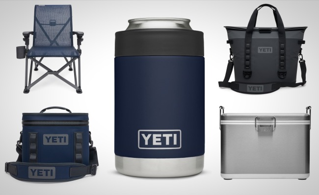 Holiday Gift Ideas YETI Camping Cooler Accessories