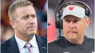 Kirk Herbstreit Explains Why Auburn Should Hire Hugh Freeze