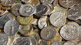 People In The UK Have Found Thousands Of Gold Coins And Artifacts While Wandering Around During Lockdown