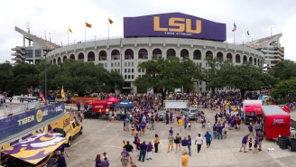 LSU Football Is Self-Imposing A Bowl Ban This Season As If Its 3-5 Record Wasn't Enough