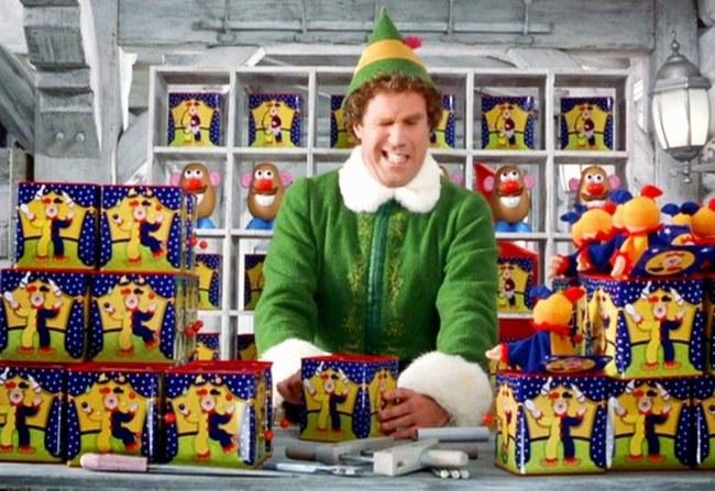 worst characters elf movie ranked