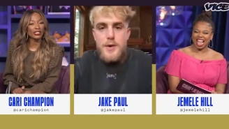Jemele Hill Actually Asked Jake Paul If It Was Racist Of Him To Knock Out Nate Robinson In Their Boxing Match