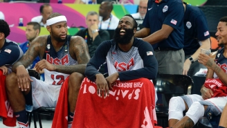 James Harden's Rockets Teammates Aren't Even Trying To Convince Him To Change His Mind On Trade Request
