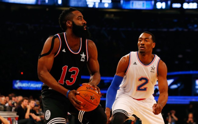 Rockets star James Harden reportedly preferred John Wall as a teammate over Russell Westbrook as one, which led to the blockbuster trade