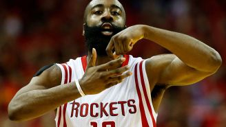 The Rockets Reportedly Let James Harden Skip Practices So He Could Party In Las Vegas To Keep The Superstar Happy