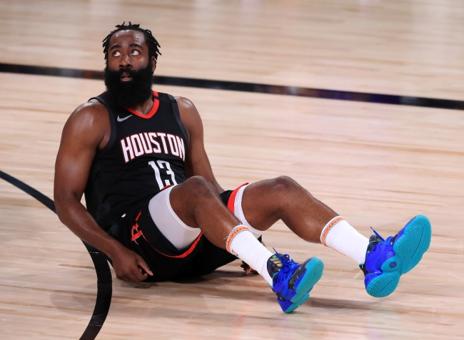 James Harden rumors continue to fly, so which team is really the favorite now to land the superstar?