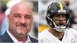 Jay Glazer Recalls Conversation With Angry Ben Roethlisberger After Joking That He's Allergic To Working Out