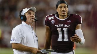 Texas A&M Coach Jimbo Fisher Speaks On Idea Of Aggies Playing Ohio State After Both Teams Now Have An Open Date