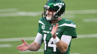 Jimmy Johnson Defends Sam Darnold's Talent And Blames Coaching While Comparing Him To Justin Fields