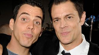 It Took Less Than Two Days For Steve-O And Johnny Knoxville To End Up In The Hospital While Filming 'Jackass 4'