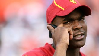 Keyshawn Johnson Goes On Outrageous Rant About USC Being 'On The Same Level, If Not Better' Than Ohio State