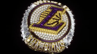 The Lakers Pay Tribute To Kobe Bryant By Honoring The Black Mamba On The Priciest Championship Rings In NBA History
