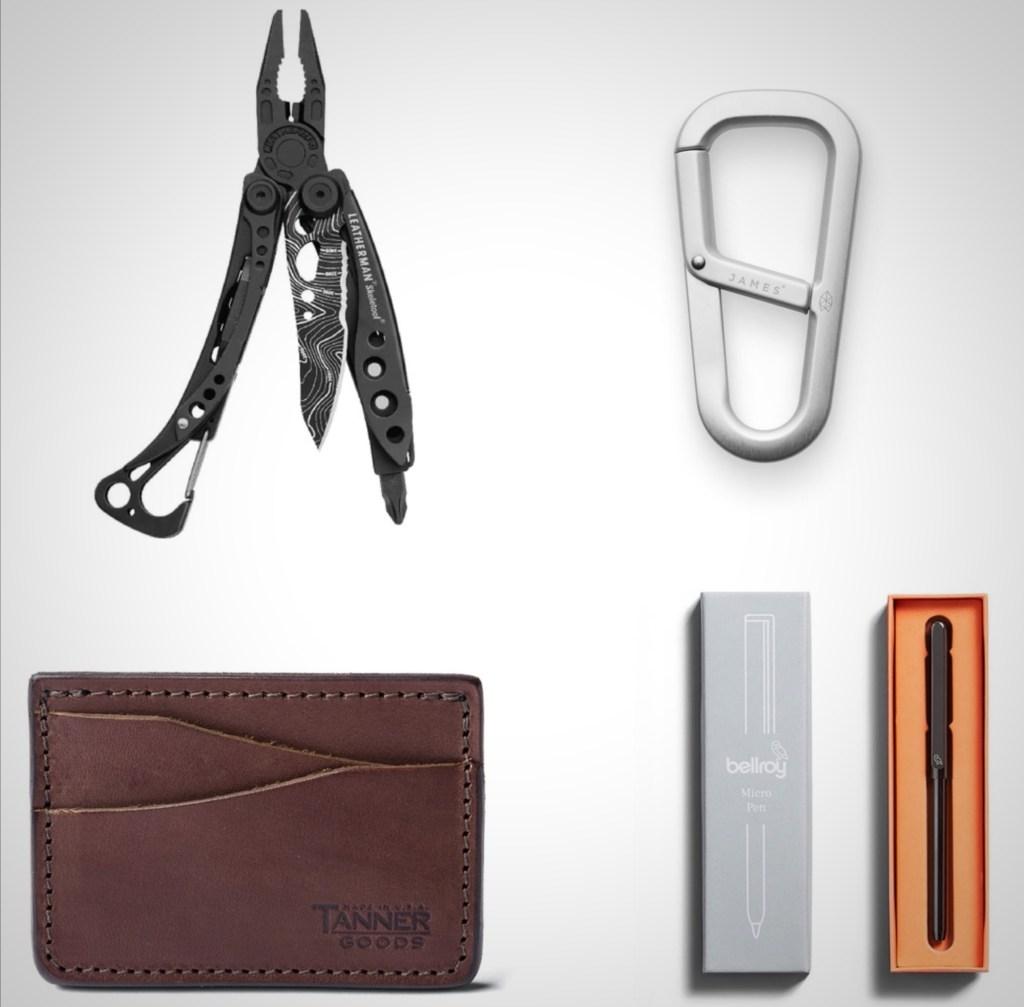 everyday carry essentials