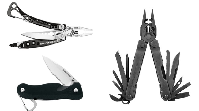 Leatherman Multi-Tools and Knives