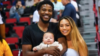 Malik Beasley Is Apparently Kicking His Wife And Son Out Of The House After He Got Busted Cheating With Larsa Pippen