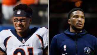 Former NFL Player Su'a Cravens Responds To Rumors About Alleged Affair With NBA Player Malik Beasley's Wife Montana Yao