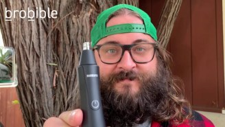 The Manscaped Weed Whacker Is The Ultimate Way To Trim Your Nose Hairs
