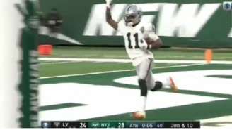Jets Fans Cheer After Team Gives Up Hail Mary In Final Seconds To Lose To Raiders And Go 0-12