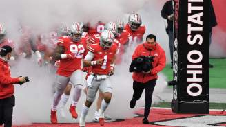 Of Course Ohio State's Getting Star Treatment From The Big 10 In Order To Keep National Title Hopes Alive