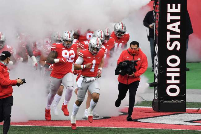 The Big 10 Conference is reportedly changing its rules in order for Ohio State football to play in the conference title game