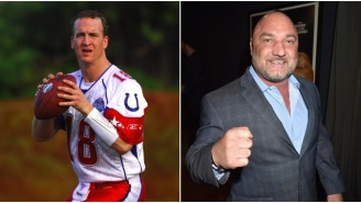 Jay Glazer Recalls Near-Fist Fight With Peyton Manning At 2007 Pro Bowl While Trying To Break John Lynch's 34 Mai Tai Record