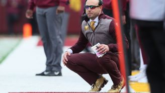 P.J. Fleck And His 'Row The Boat' Mentality Could Be Heading To The NFL With At Least One Team Reportedly Interested In Him