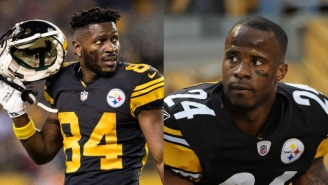 Steelers Great Ike Taylor Regrets Team's Handling Of A Young Antonio Brown: 'That's Our Fault. We Let A Lot Of Stuff Fly'