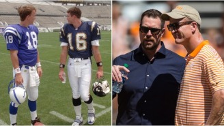 Ryan Leaf Claims Peyton Manning Was One Of The Few People Who Never Betrayed Him, Reveals Players Who Tried Most To Mentor Him