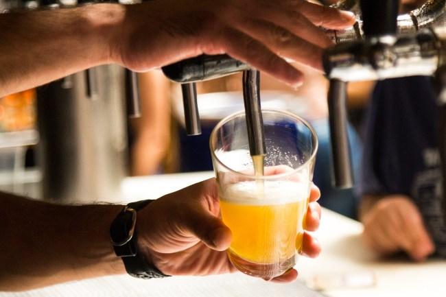 pandemic impact drinking at bars beer