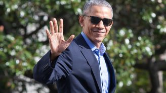 President Obama Is A Fan Of Two Of The Most F'd Up Superhero Projects Of The Last Few Years