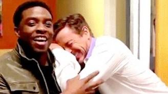Robert Downey Jr. And Don Cheadle Pay Heartfelt Tribute To Chadwick Boseman At The MTV Movie Awards