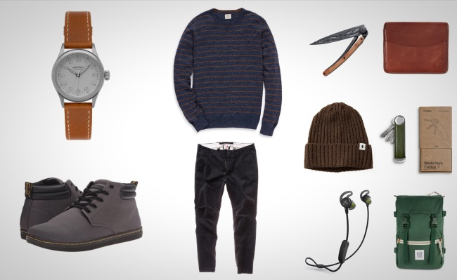 rugged everyday carry essentials holiday wish list