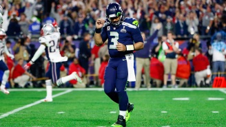 Russell Wilson Describes The Mental Toughness That Helped Him Get Over Devastating Super Bowl 49 Loss