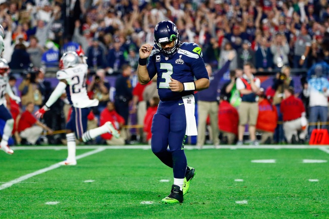 Seahawks QB Russell Wilson describes how his mental toughness helped him get over interception in Super Bowl 49