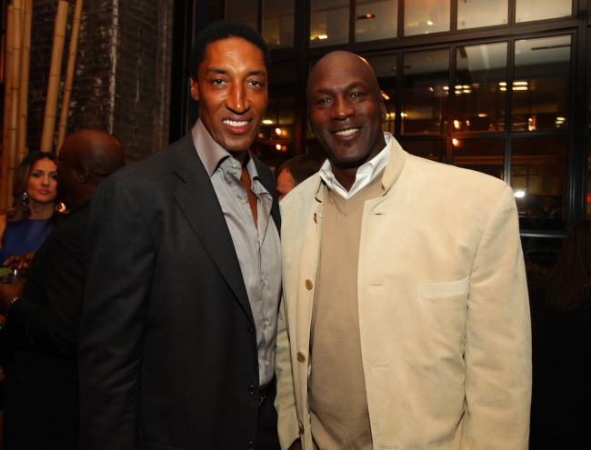 Scottie Pippen says he talked to Michael Jordan about how he was negatively perceived in 'The Last Dance'