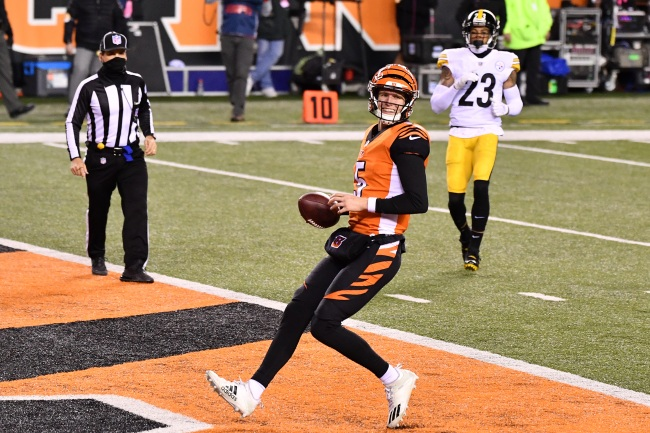 Enjoy sports gambling? Just wait till you see the payout of a parlay involving just the Jets and Bengals