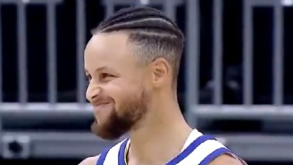 Steph Curry's Disgusted Reaction To Teammate's Embarrassing Play Vs Bucks On Christmas Day Goes Viral