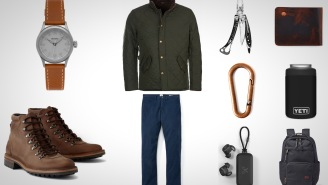 10 Stylish, Functional, And Rugged Everyday Carry Essentials