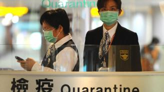 A Man Was Fined $3,500 For Violating Quarantine For EIGHT SECONDS Inside A Taiwanese Hotel
