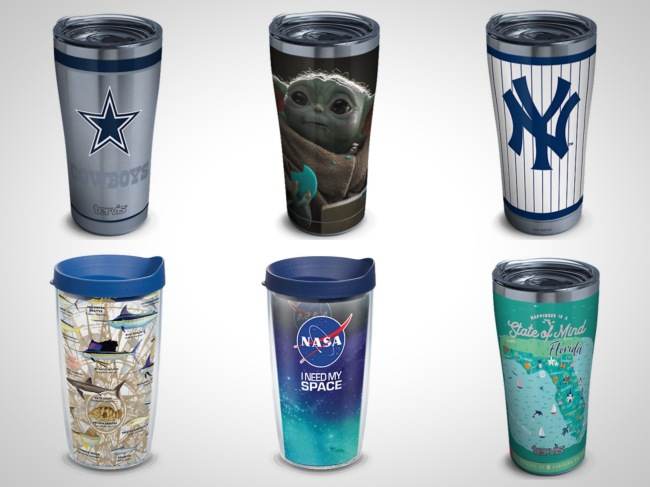 holiday gift ideas Tervis Tumbler