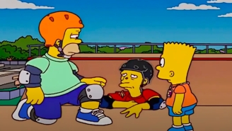 Tony Hawk Claims His 'I Made It' Moment Was Getting Destroyed By Homer In An Episode Of 'The Simpsons'