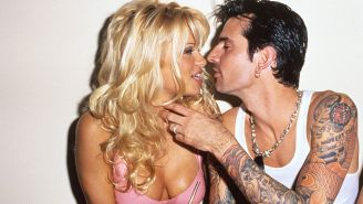 A Series About The Infamous Tommy Lee And Pamela Anderson Tape Is Coming
