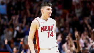 Instagram Model Posts Old DMs That Show Her Blowing Off Tyler Herro Before He Had Breakout Season And Became Famous