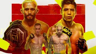 UFC 256 Stream: How To Watch Figueiredo vs Moreno Online via ESPN+