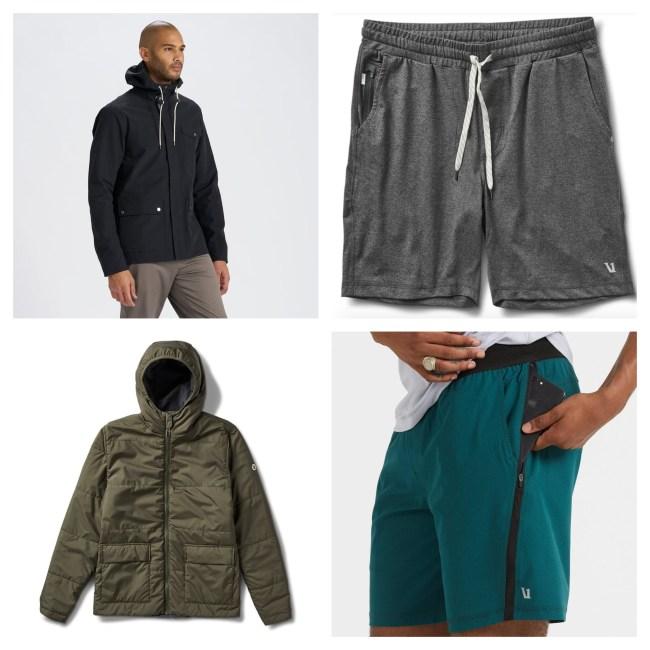 Vuori Eco-Happier Men's Clothing