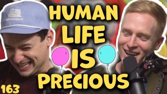Human Life Is Precious – Oops The Podcast